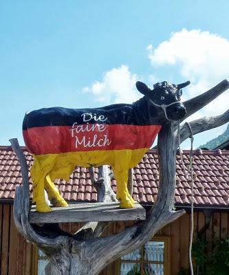 De Eschenlohe à l'Osterfeuerspitze ; balade bucolique en Bavière (Randonnée Allemagne) 4