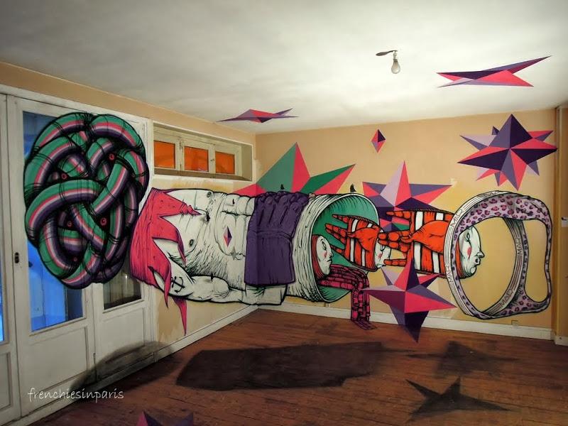 Street Art Paris insolite et surprenant (Sortir à Paris) 31