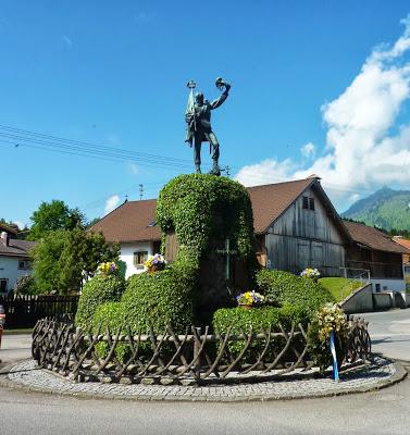 De Eschenlohe à l'Osterfeuerspitze ; balade bucolique en Bavière (Randonnée Allemagne) 1