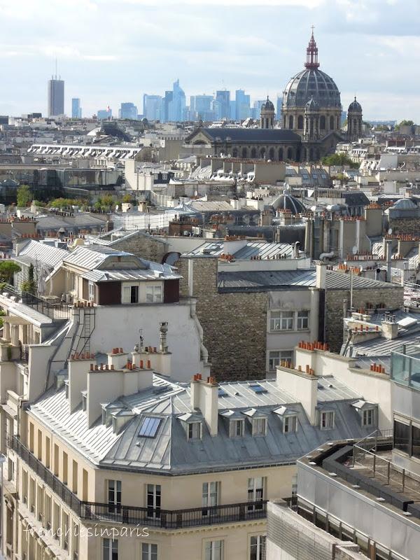 Dominer Paris ; Idées de balade insolite à Paris pour voir Paris autrement... 27