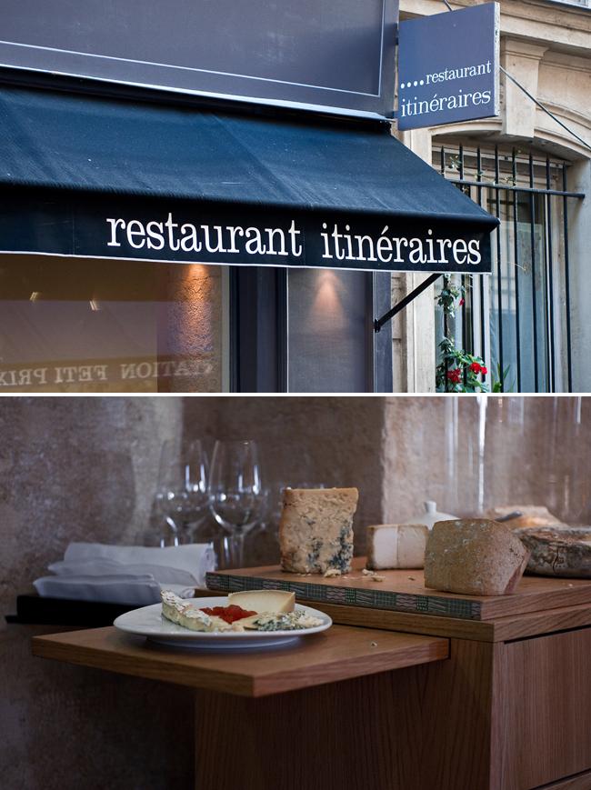 Itinéraires (Restaurant Paris 5), la cuisine française créative selon Sylvain Sendra 9