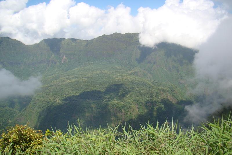 tahiti mont marau Vallée de la Punaaru
