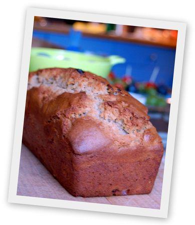 cake farine chataigne