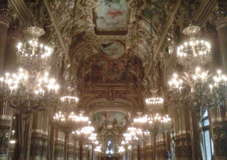 Séjour à Paris : Interlude parisien 1