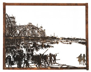 «Autour du Chat Noir» : Exposition Paris, arts et Plaisirs au musée de Montmartre 2