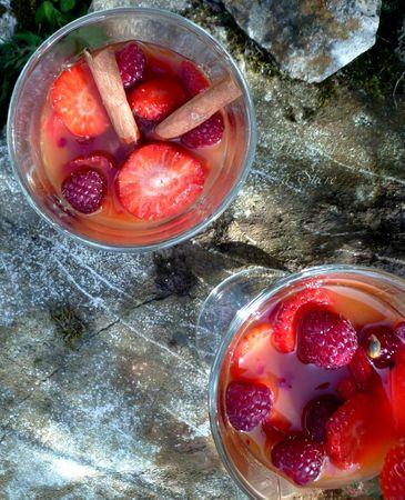Soupe fruits rouges 4