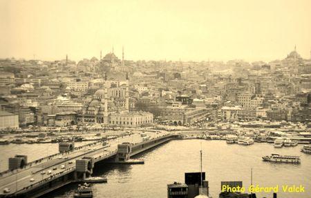 Pont de Galata istanbul