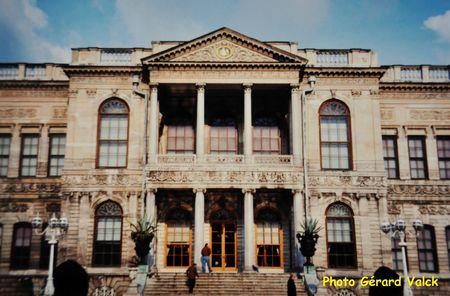 istanbul Palais de Dolmabahçe
