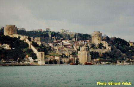 Forteresse de l'Europe istanbul Rumeli Hisari