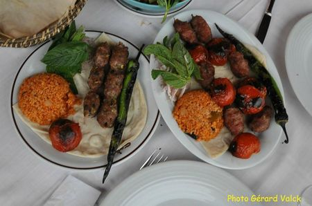 kofte istanbul cuisine turque