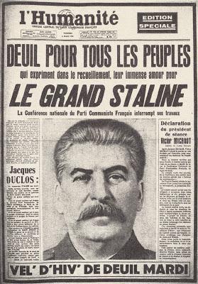 5 Mars 1953 : la mort de Staline 1