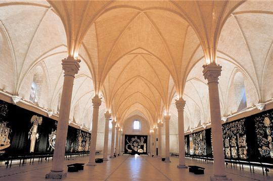 Exposition Angers : Tapisseries contemporaines au musée Jean-Lurçat 3
