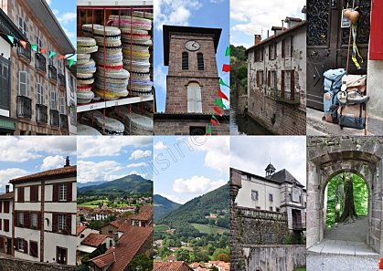 Vacances pays basque identit couleurs odeurs et gastronomie basques - Biarritz saint jean pied de port ...