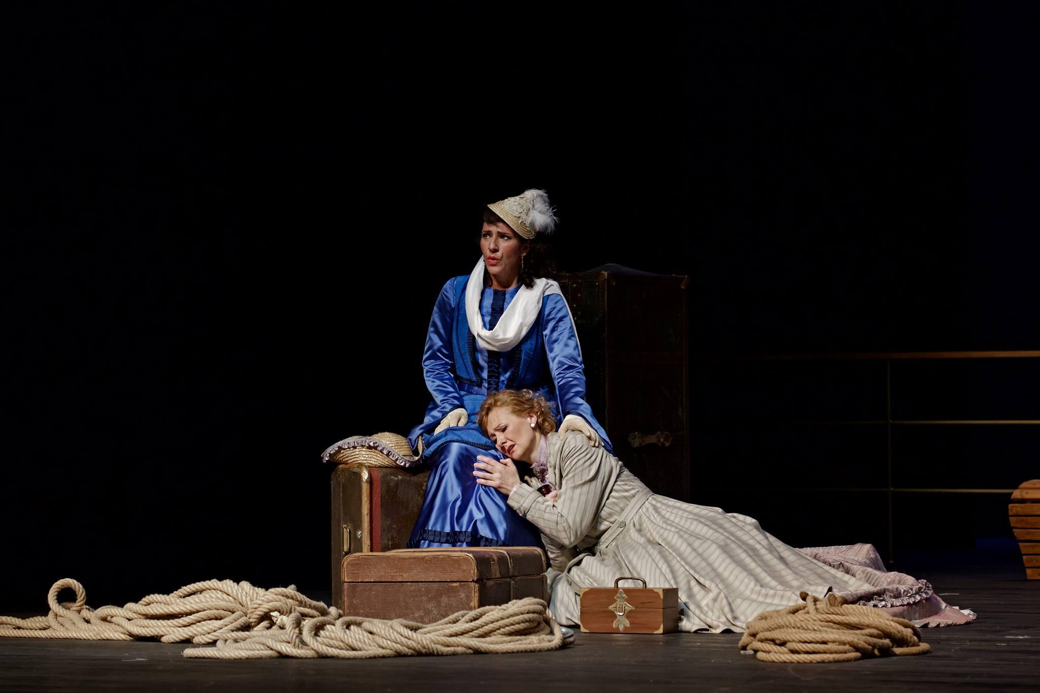 Isolde et Brangäne