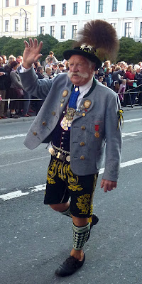 munich fete de la biere oktoberfest 2012 defile folklorique
