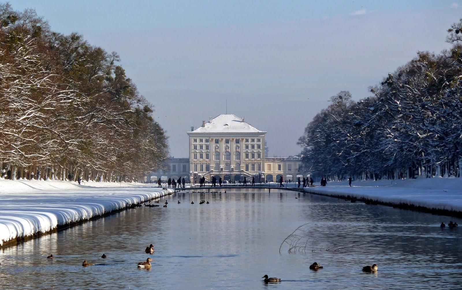 Chateau Nymphenburg, la résidence d'été des rois de Bavière à Munich 50