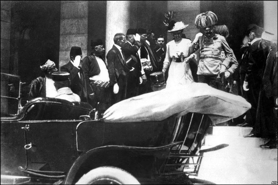 Attentat de Sarajevo du 28 Juin 1914 : vers la montée de la 1ère Guerre mondiale? 3