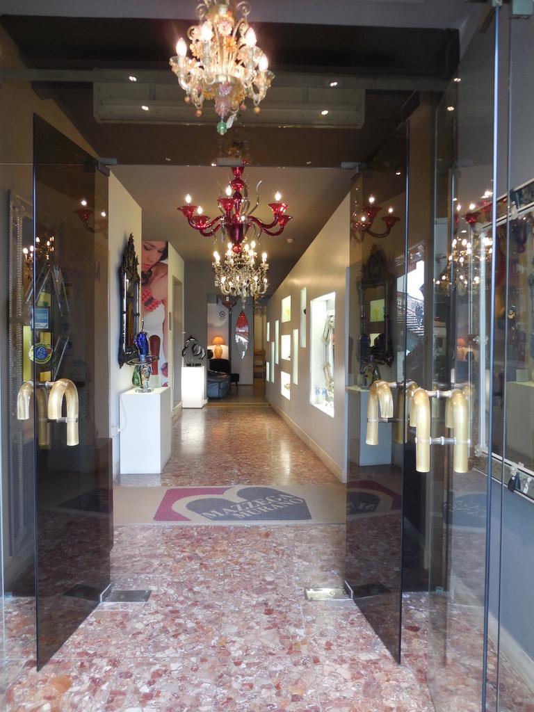 Belles boutiques...