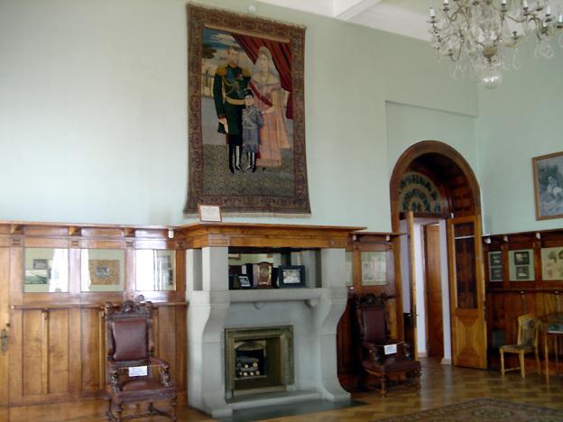 yalta palais livadia salle