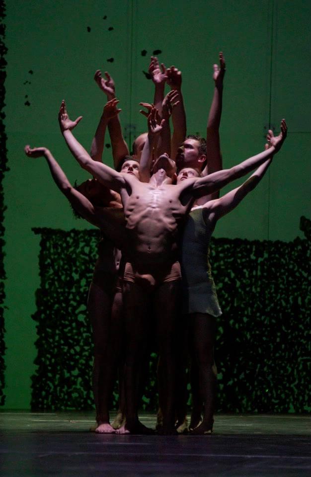Didon et Enée de Sasha Waltz au Festival du Ballet au Théâtre national de Munich
