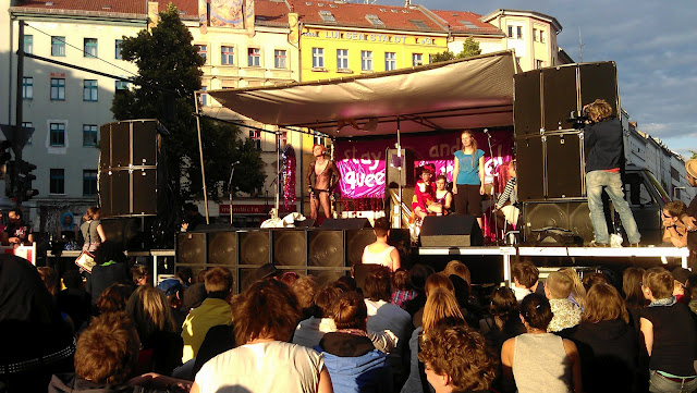 Un été à Berlin : Juin 5