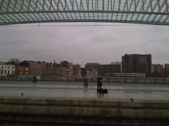 gare belgique liege