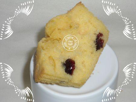215f2 80735881 p Muffins aux cranberries