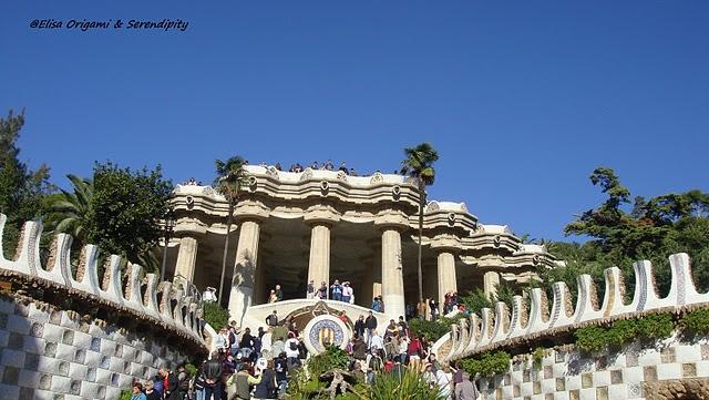 Parc Güell en photos ; promenade au pays des merveilles (Barcelone tourisme) 2