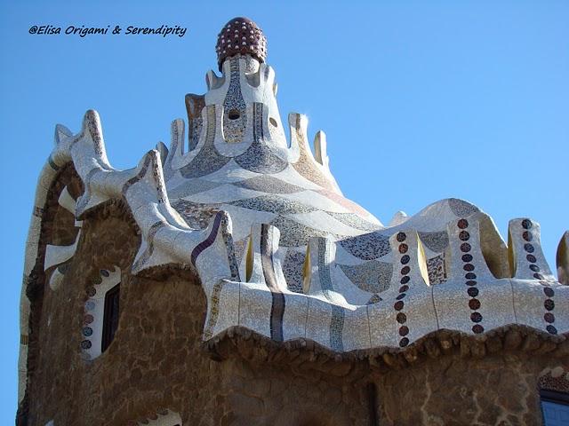 Parc Güell en photos ; promenade au pays des merveilles (Barcelone tourisme) 1