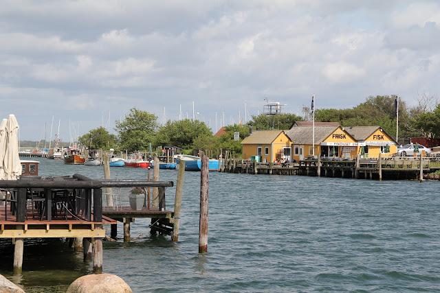 Karrebaeksminde et Næstved ; paradis des sports nautiques (Week end Danemark) 11
