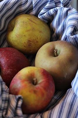 Crumble croustillant aux pommes, noix et flocons d'avoine (Recette anglaise) 3