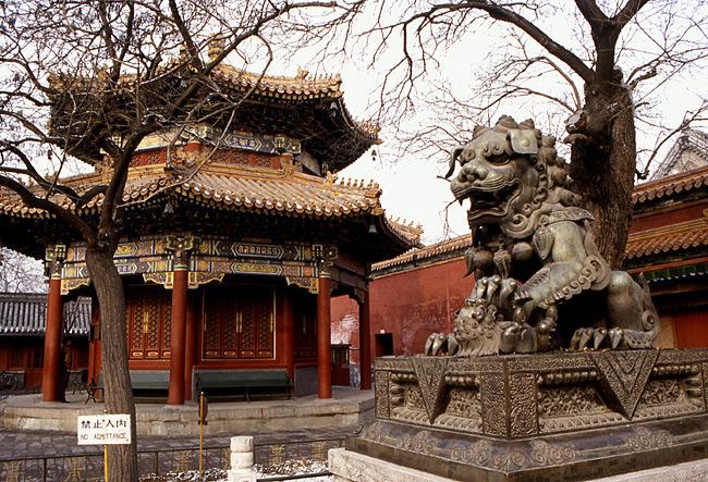 temple des lamas 1694