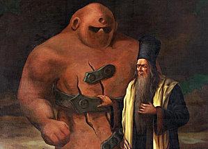 Golem rabbin loew