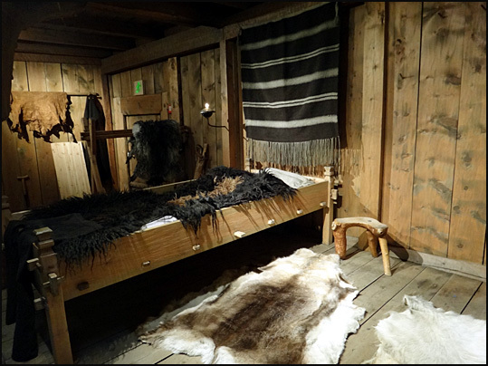 chambre viking Lofoten