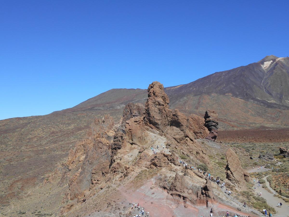 Le Parc national du Teide - Île de Ténérife