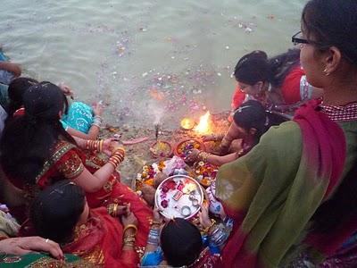 La fête de Gangaur à Jaisalmer en Inde 1