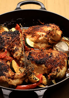 Poulet Piri Piri de Jamie Oliver 2