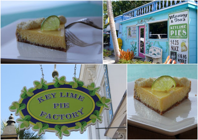 """Key lime pie"" de l'ile de Key West 2"