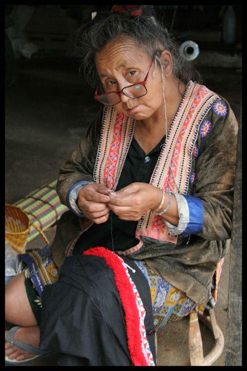 BLOG femme Hmong