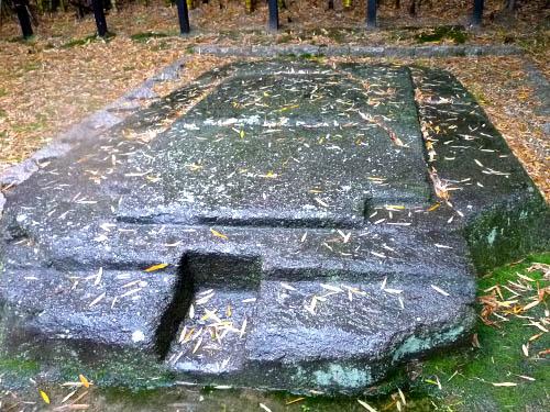 Asuka ; des pierres mystérieuses entourées de légendes près de Nara 2