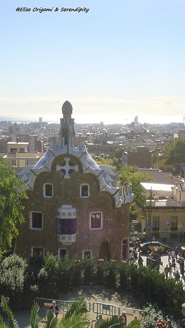 Parc Güell en photos ; promenade au pays des merveilles (Barcelone tourisme) 15