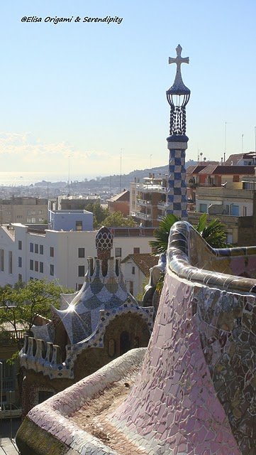 Parc Güell en photos ; promenade au pays des merveilles (Barcelone tourisme) 16