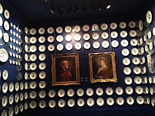 Cuisines et vaisselle des Châteaux de Louis 2 de Bavière 9
