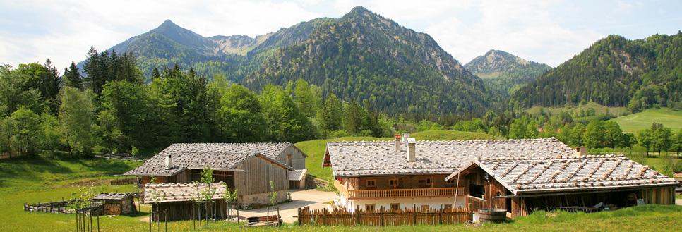 Musée des traditions villageoises de Markus Wasmeier au lac Schliersee (Haute Bavière) 1