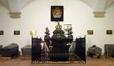 sarcophage louis II baviere eglise saint michel munich
