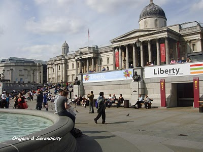 Tourisme Londres : s'amuser à Trafalgar Square 6