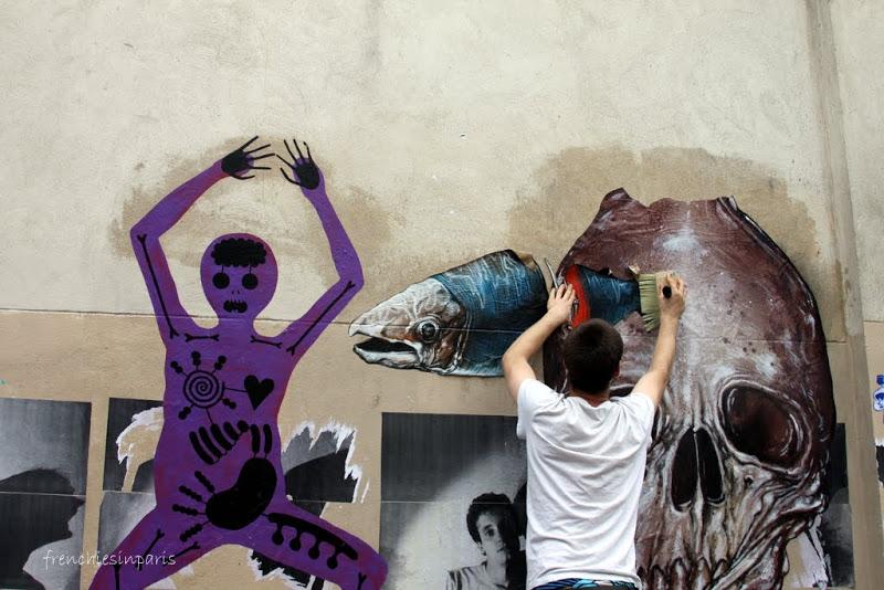Street Art Paris insolite et surprenant (Sortir à Paris) 75