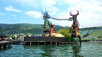 Festival d'opéra de Bregenz ; une expérience romantique sur le lac Bodensee 27