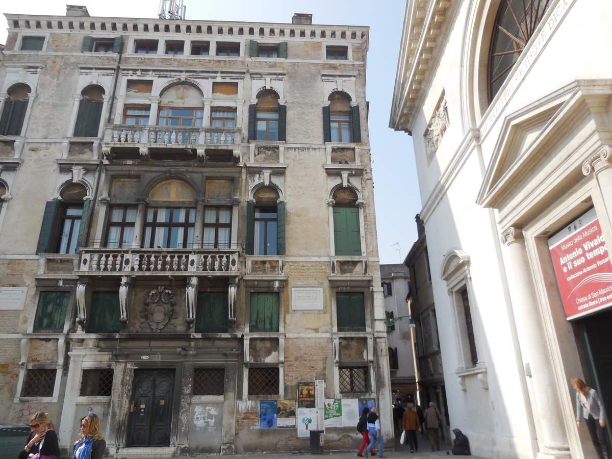 Venise quartier par quartier: San Marco et La Fenice