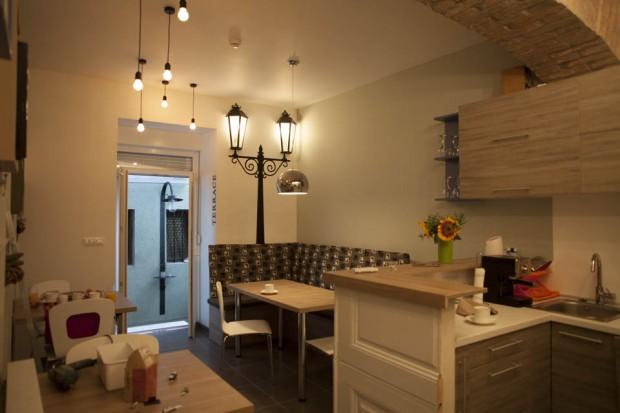 Studio Kairos à Zagreb ; loger chez l'habitant dans le centre historique de Zagreb 2
